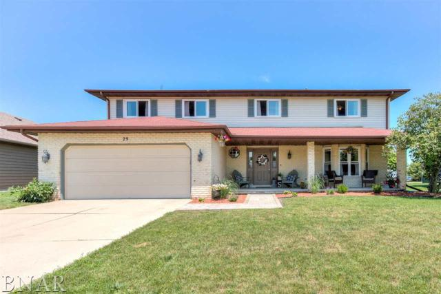 29 Bay Pointe Drive, Bloomington, IL 61704 (MLS #2182788) :: Janet Jurich Realty Group