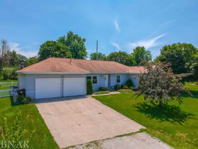 509 W Columbia, Danvers, IL 61732 (MLS #2182811) :: The Jack Bataoel Real Estate Group