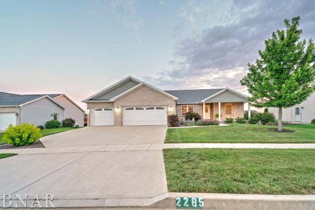 2285 North Bridge, Normal, IL 61761 (MLS #2182855) :: Janet Jurich Realty Group