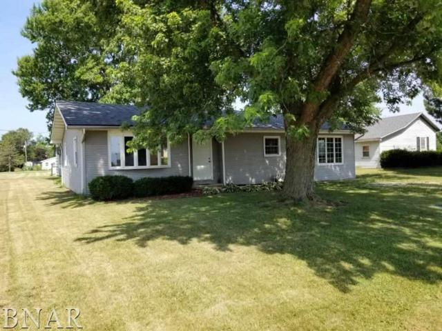 107 N Verry, Armington, IL 61721 (MLS #2182884) :: The Jack Bataoel Real Estate Group