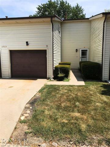 1717 King Unit D, Normal, IL 61761 (MLS #2182892) :: Janet Jurich Realty Group