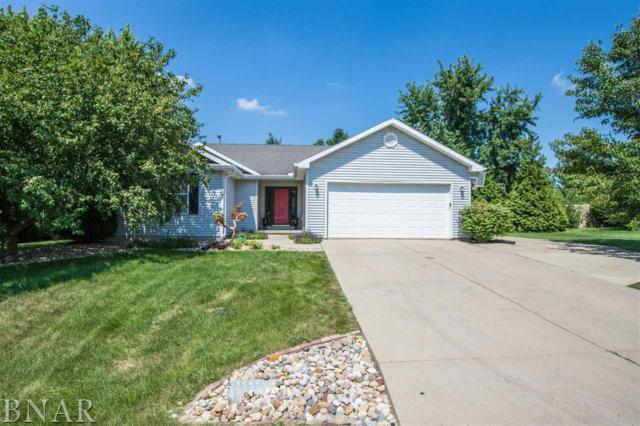 105 N Pintail, Downs, IL 61736 (MLS #2182896) :: The Jack Bataoel Real Estate Group