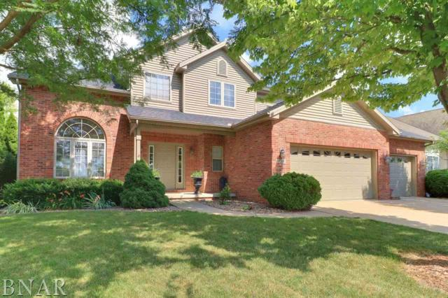2207 Tawny Lane, Bloomington, IL 61704 (MLS #2182900) :: Janet Jurich Realty Group