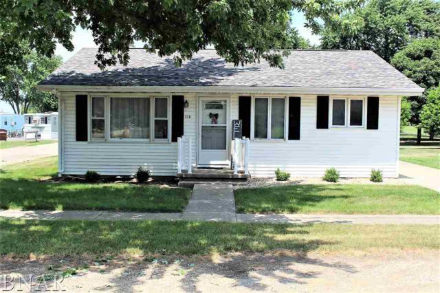 118 E Elm Street, Wapella, IL 61777 (MLS #2182916) :: Janet Jurich Realty Group