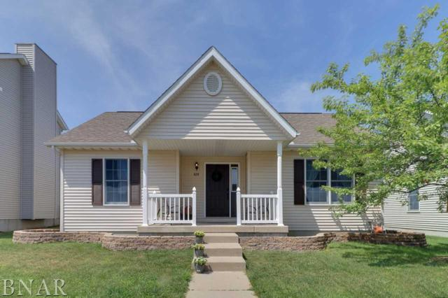 920 Bull Street, Normal, IL 61761 (MLS #2182918) :: The Jack Bataoel Real Estate Group