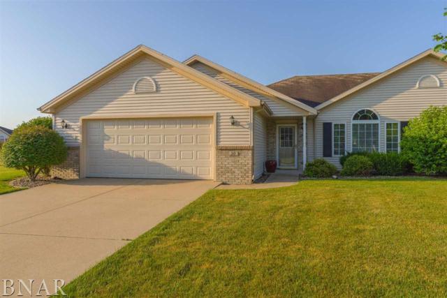 30 Crosswinds, Bloomington, IL 61704 (MLS #2182919) :: The Jack Bataoel Real Estate Group