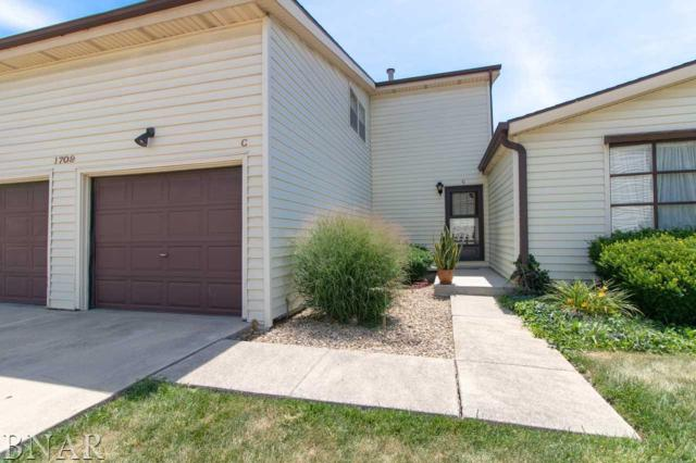 1709 King #C, Normal, IL 61761 (MLS #2182923) :: Janet Jurich Realty Group