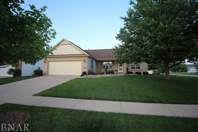 1612 Myra Lane, Bloomington, IL 61704 (MLS #2182925) :: The Jack Bataoel Real Estate Group