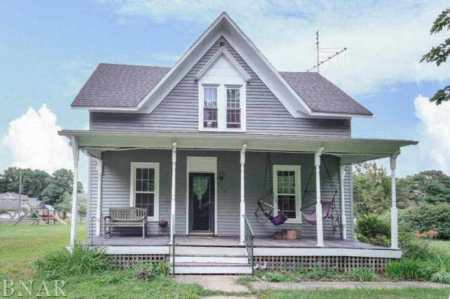 210 S Maple, Minier, IL 61759 (MLS #2182931) :: The Jack Bataoel Real Estate Group