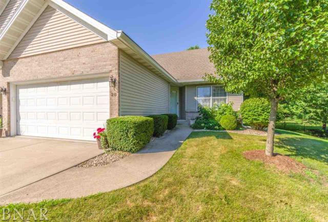 107 N Blair #28, Normal, IL 61761 (MLS #2182980) :: Jacqui Miller Homes
