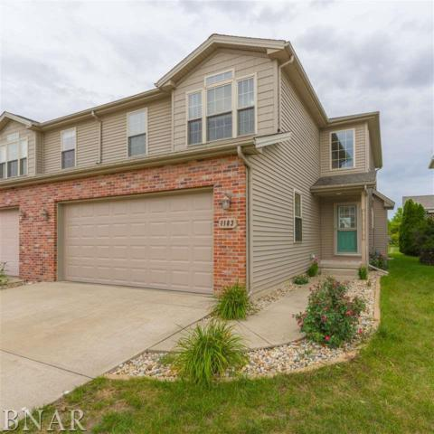1183 Heron Drive, Normal, IL 61761 (MLS #2183001) :: BNRealty