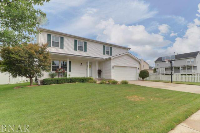 3126 Copper Creek, Bloomington, IL 61704 (MLS #2183022) :: Berkshire Hathaway HomeServices Snyder Real Estate