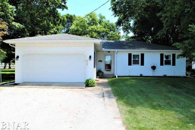 509 S Main, Saybrook, IL 61770 (MLS #2183028) :: Janet Jurich Realty Group