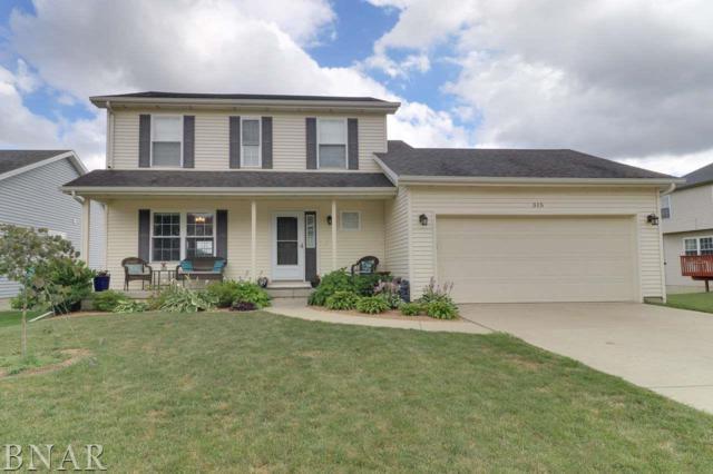 315 Basswood, Normal, IL 61761 (MLS #2183030) :: BNRealty