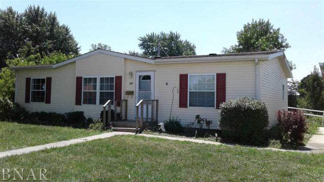 1921 Tremont Street, Lincoln, IL 62656 (MLS #2183055) :: Janet Jurich Realty Group