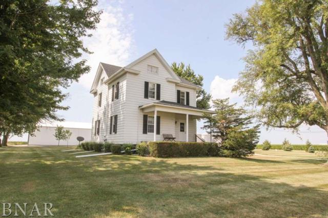 21783 E 3100 North Rd., Gridley, IL 61744 (MLS #2183220) :: Janet Jurich Realty Group