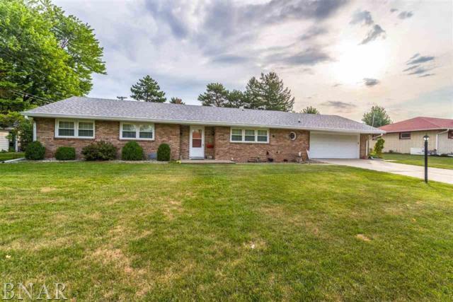 204 Ivanhoe, Bloomington, IL 61701 (MLS #2183255) :: Janet Jurich Realty Group