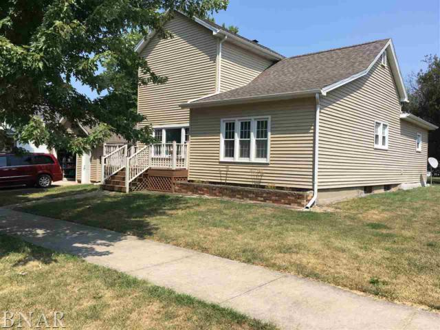 217 S Third, Chenoa, IL 61726 (MLS #2183339) :: Janet Jurich Realty Group