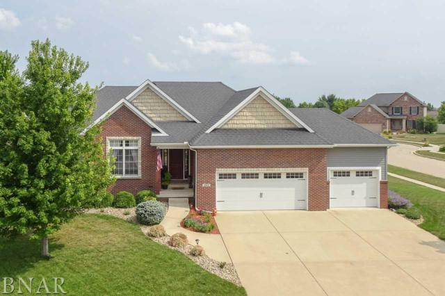 2810 Lone Oak, Bloomington, IL 61704 (MLS #2183370) :: BNRealty