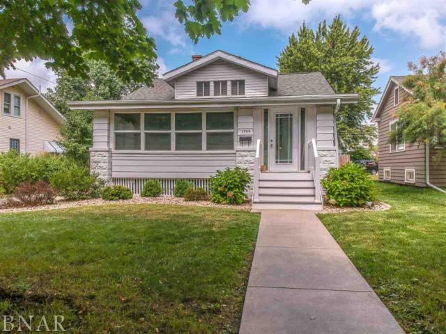 1704 E Jackson, Bloomington, IL 61701 (MLS #2183397) :: BNRealty