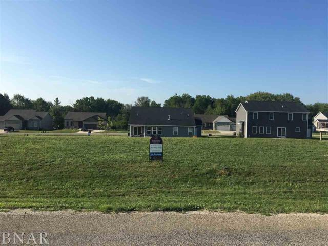 Lot 25 Raef, Downs, IL 61736 (MLS #2183423) :: Janet Jurich Realty Group