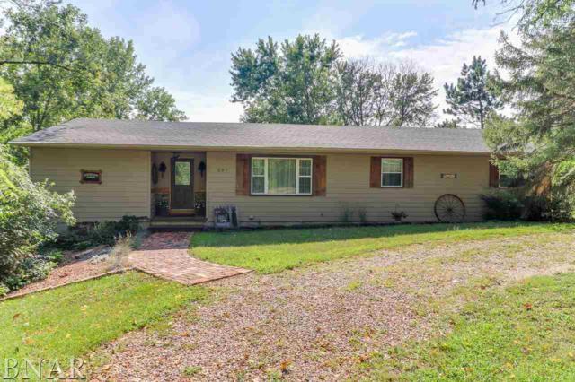 891 Buffalo, Danvers, IL 61732 (MLS #2183477) :: Jacqui Miller Homes