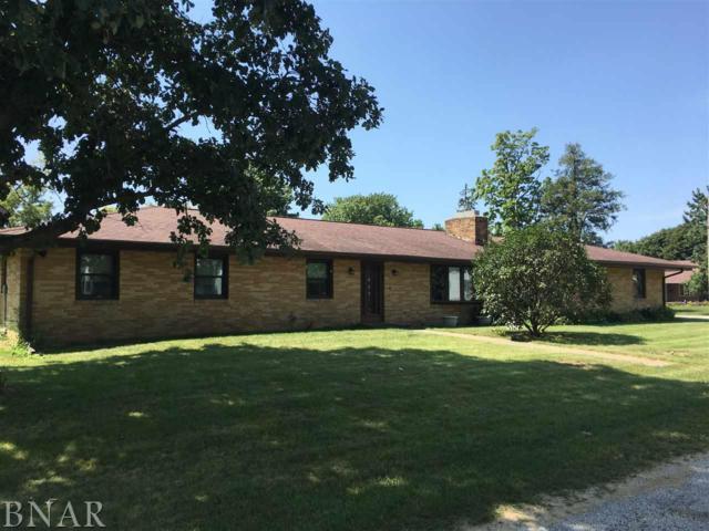 102 E Grant St, Arrowsmith, IL 61722 (MLS #2183481) :: Janet Jurich Realty Group