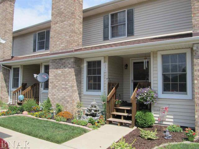 903 Linden #236, Normal, IL 61761 (MLS #2183483) :: Janet Jurich Realty Group