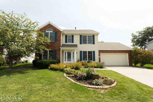 1413 Ironwood Dr., Normal, IL 61761 (MLS #2183584) :: BNRealty
