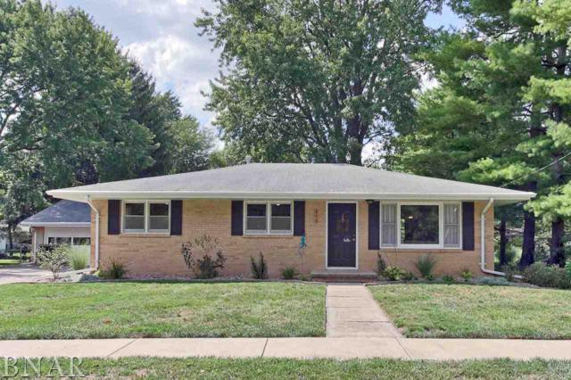 408 N Mclean, Hudson, IL 61748 (MLS #2183650) :: Jacqui Miller Homes