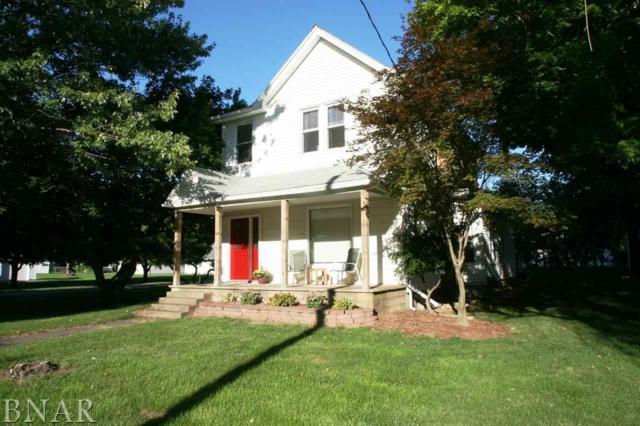 112 N Mason, Deer Creek, IL 61733 (MLS #2183777) :: Janet Jurich Realty Group