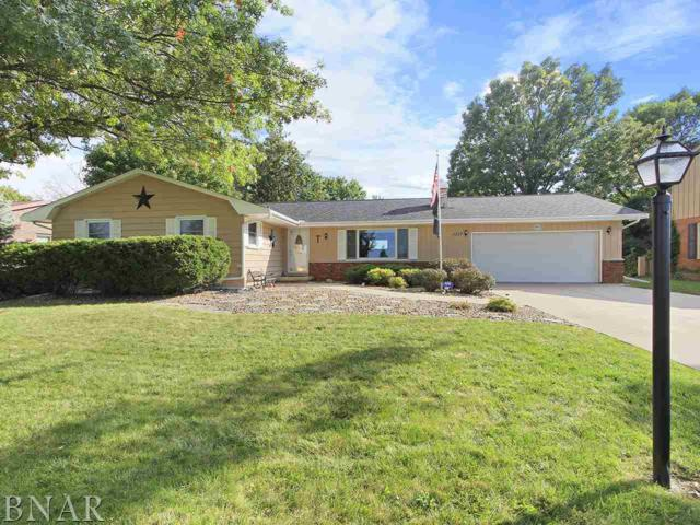 1017 Gregory Street, Normal, IL 61761 (MLS #2183807) :: Janet Jurich Realty Group