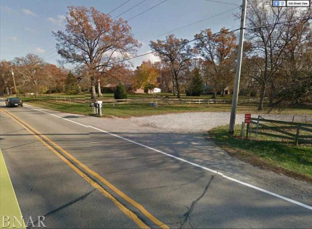 Us Highway 150, Congerville, IL 61742 (MLS #2183825) :: BNRealty