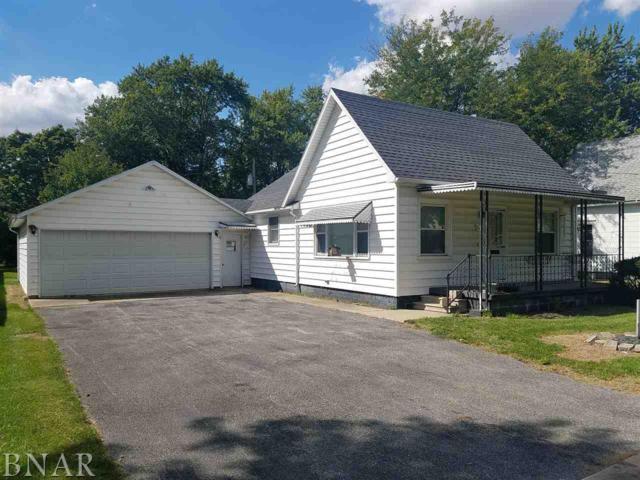 225 S Walnut St, Toluca, IL 61369 (MLS #2183827) :: Janet Jurich Realty Group