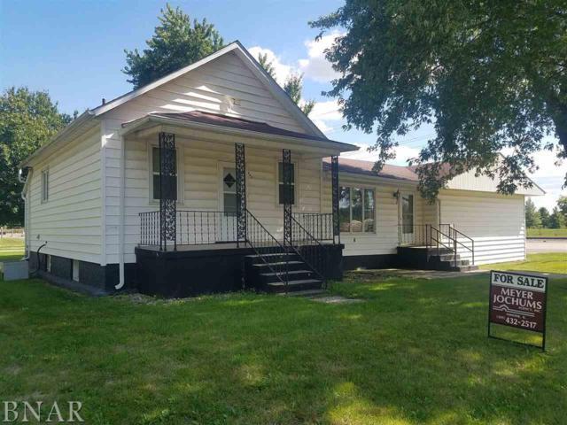132 S Cedar St, Toluca, IL 61369 (MLS #2183839) :: Janet Jurich Realty Group