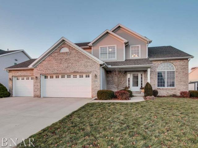 2334 Heather Ridge, Normal, IL 61761 (MLS #2183844) :: Berkshire Hathaway HomeServices Snyder Real Estate