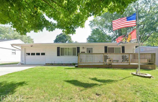 1305 Dogwood, Bloomington, IL 61704 (MLS #2183848) :: Janet Jurich Realty Group