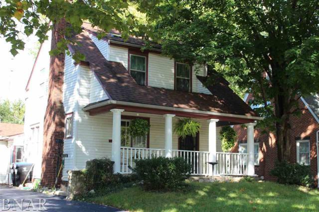1518 N Clinton Blvd, Bloomington, IL 61701 (MLS #2183904) :: Janet Jurich Realty Group