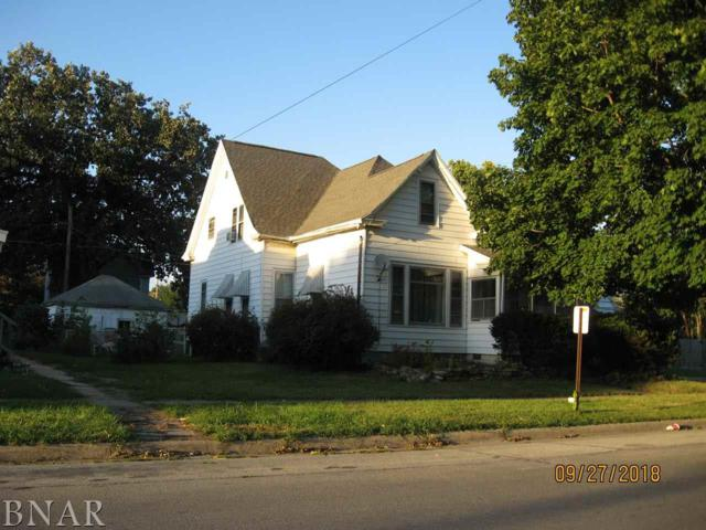 601 W Water, Pontiac, IL 61764 (MLS #2183921) :: Janet Jurich Realty Group