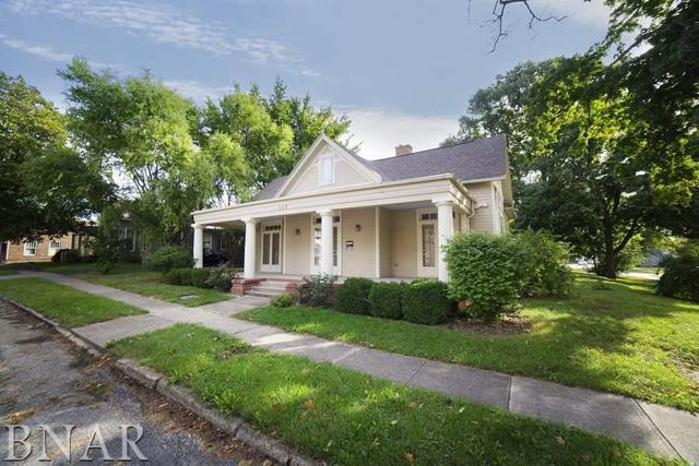 117 S Pine, Lexington, IL 61753 (MLS #2183930) :: Janet Jurich Realty Group