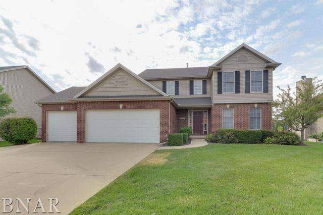 1717 Fraser Drive, Normal, IL 61761 (MLS #2183935) :: BNRealty