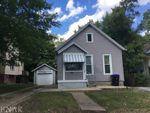 914 E Locust, Bloomington, IL 61701 (MLS #2183970) :: Janet Jurich Realty Group