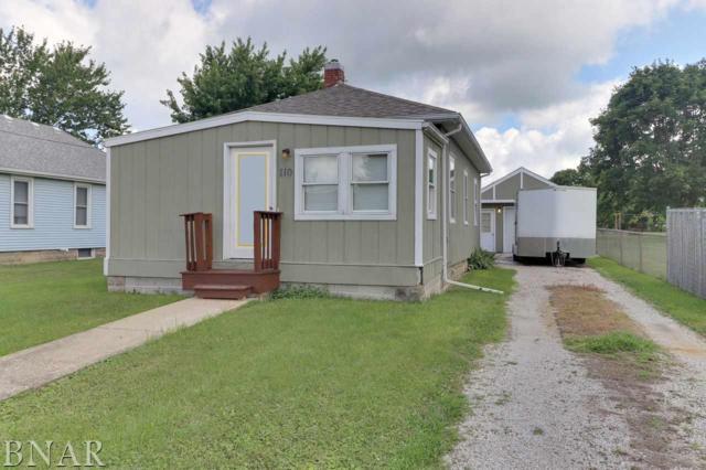 110 E Robinson, Goodfield, IL 61742 (MLS #2184021) :: BNRealty