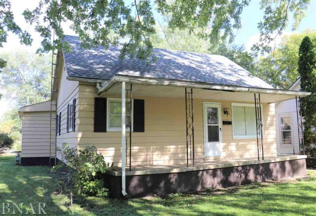 818 Clinton St, Lincoln, IL 62656 (MLS #2184053) :: Janet Jurich Realty Group