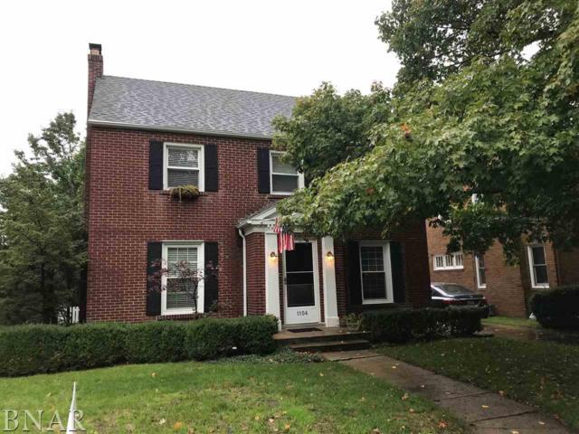 1104 Elmwood, Bloomington, IL 61701 (MLS #2184085) :: Janet Jurich Realty Group