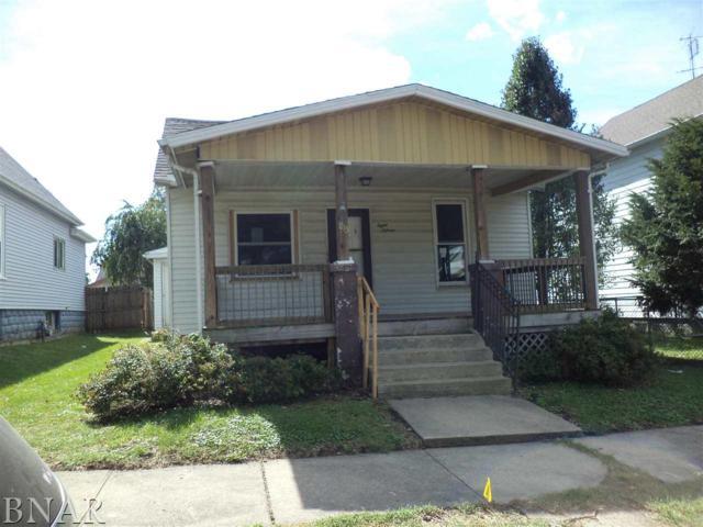 815 E Monroe, Bloomington, IL 61701 (MLS #2184101) :: BNRealty