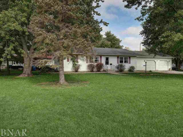 721 York, Chenoa, IL 61726 (MLS #2184103) :: Janet Jurich Realty Group
