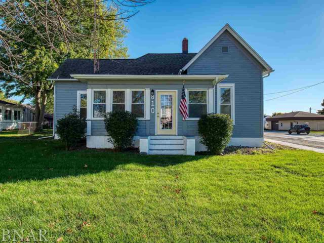 810 W Main, Lexington, IL 61753 (MLS #2184160) :: Janet Jurich Realty Group
