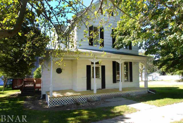 208 N Cedar, Lexington, IL 61753 (MLS #2184222) :: Janet Jurich Realty Group