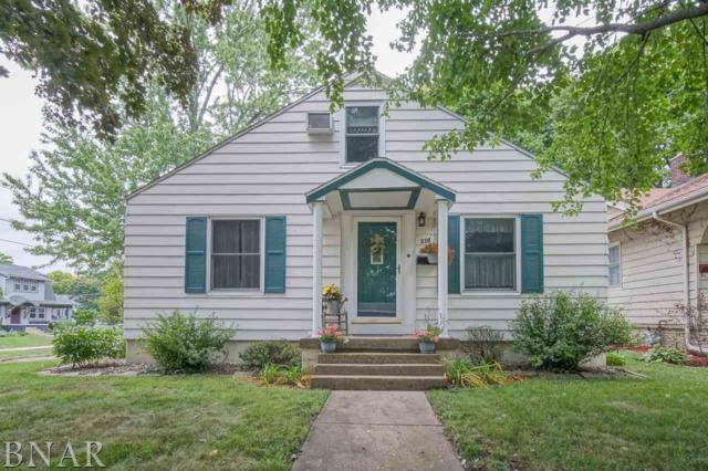 316 Highland, Normal, IL 61761 (MLS #2184250) :: Janet Jurich Realty Group